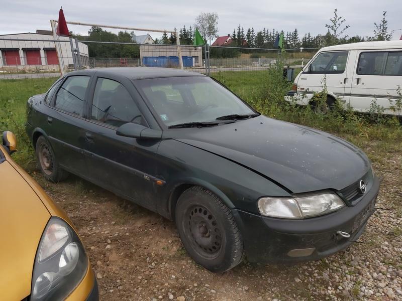 Foto-1 Opel Vectra Vectra, B 1995.09 - 2000.09 1999 Dyzelis 2.0