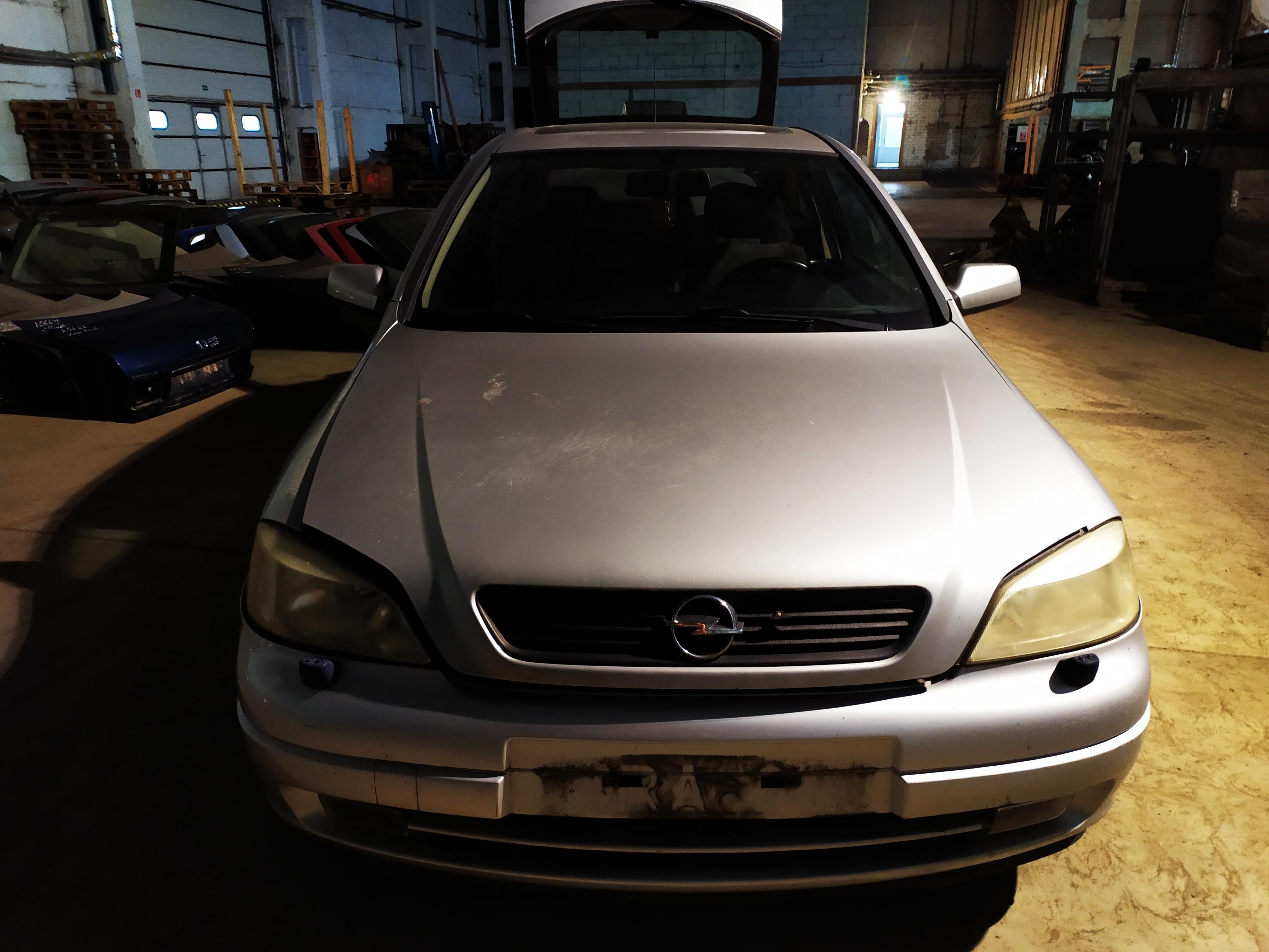 Foto-3 Opel Astra Astra, G 1998.09 - 2004.12 1998 Benzinas 1.6