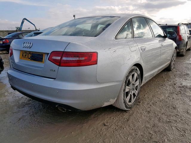 Foto-1 Audi A6 A6, C6 2008.10 - 2011.08 facelift 2010 Sedanas Dyzelis 2.0