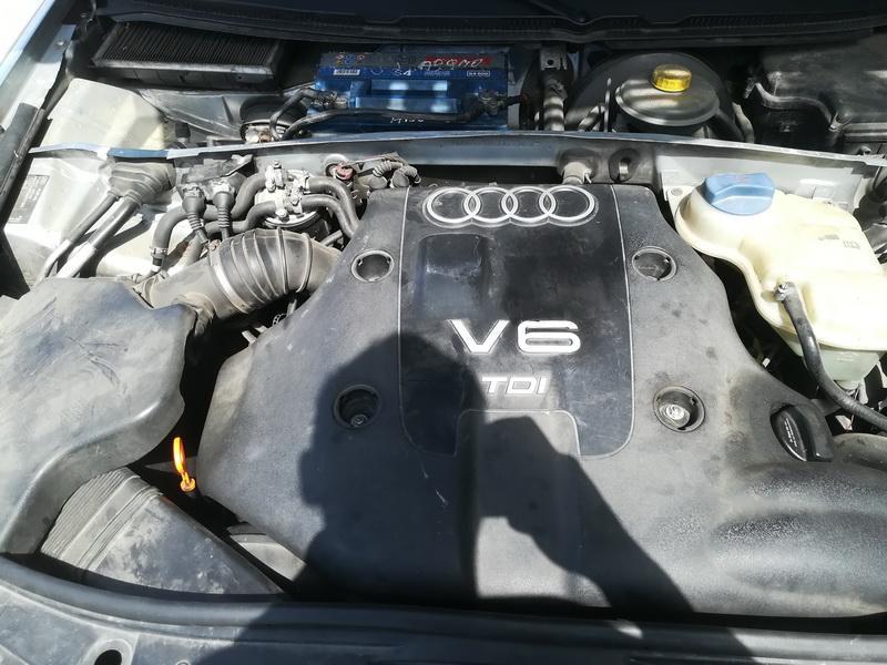 Foto-2 Audi A6 A6, C5 1997.01 - 2001.08 1998 Dyzelis 2.5