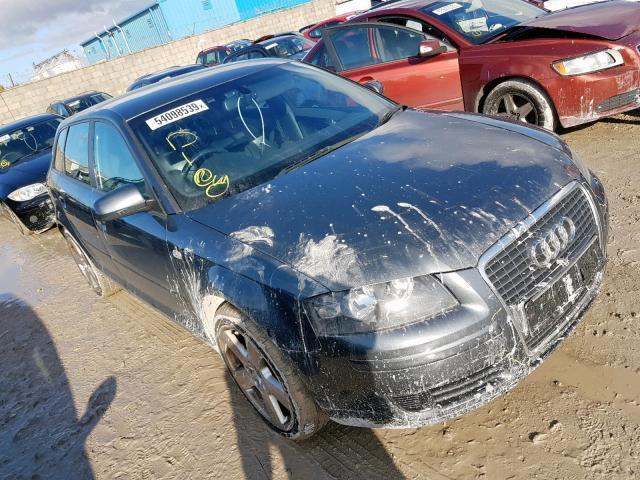 Foto-4 Audi A3 A3, 8P 2005.06 - 2008.07  facelift 2005 Dyzelis 2.0