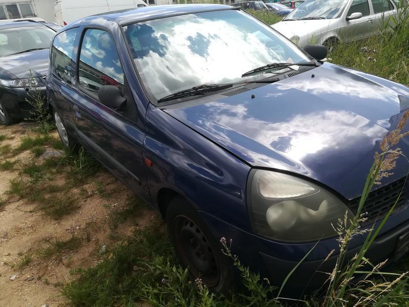 Foto-3 Renault Clio Clio, 2001.05 - 2004.11 facelift 2002 Benzinas 1.2