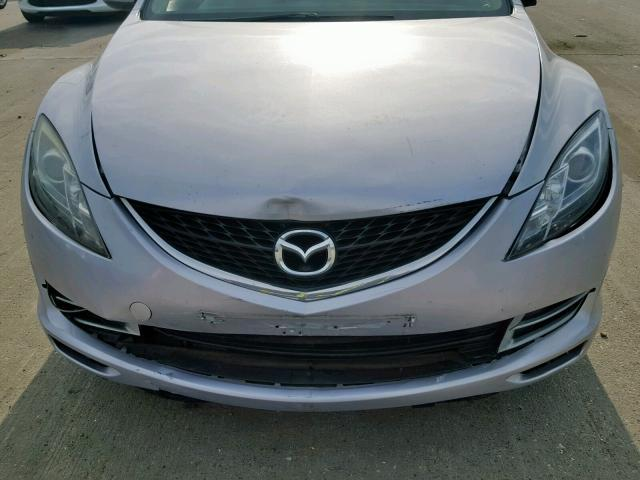 Foto-2 Mazda 6 6, 2007.08 - 2012.12 2008 Benzinas 2.0
