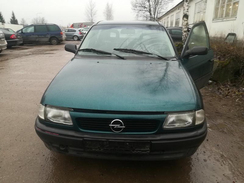 Foto-1 Opel Astra Astra, F 1991.09 - 1998.09 1995 Hecbekas Dyzelis 1.7