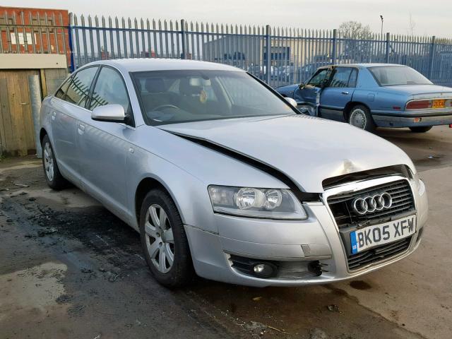 Foto-3 Audi A6 A6, C6 2005.01 - 2008.10 2005 Dyzelis 3.0
