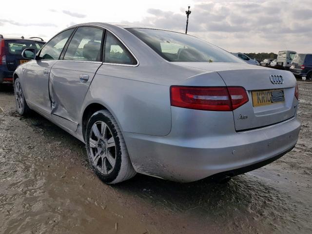 Foto-2 Audi A6 A6, C6 2008.10 - 2011.08 facelift 2010 Dyzelis 2.0