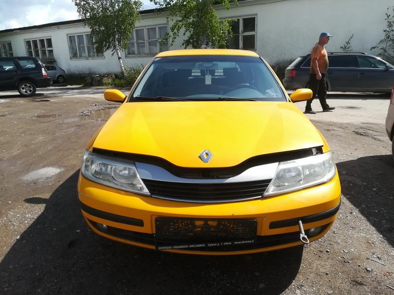 Foto-1 Renault Laguna Laguna, 2001.03 - 2006.05 2002 Benzinas 1.8