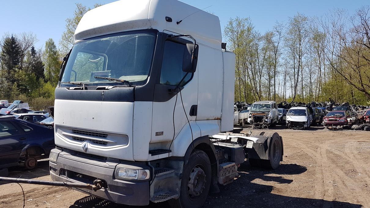 Foto-2 Truck - Renault Premium Premium, 1996.04 - 2005.10 2001 Dyzelis 0.0