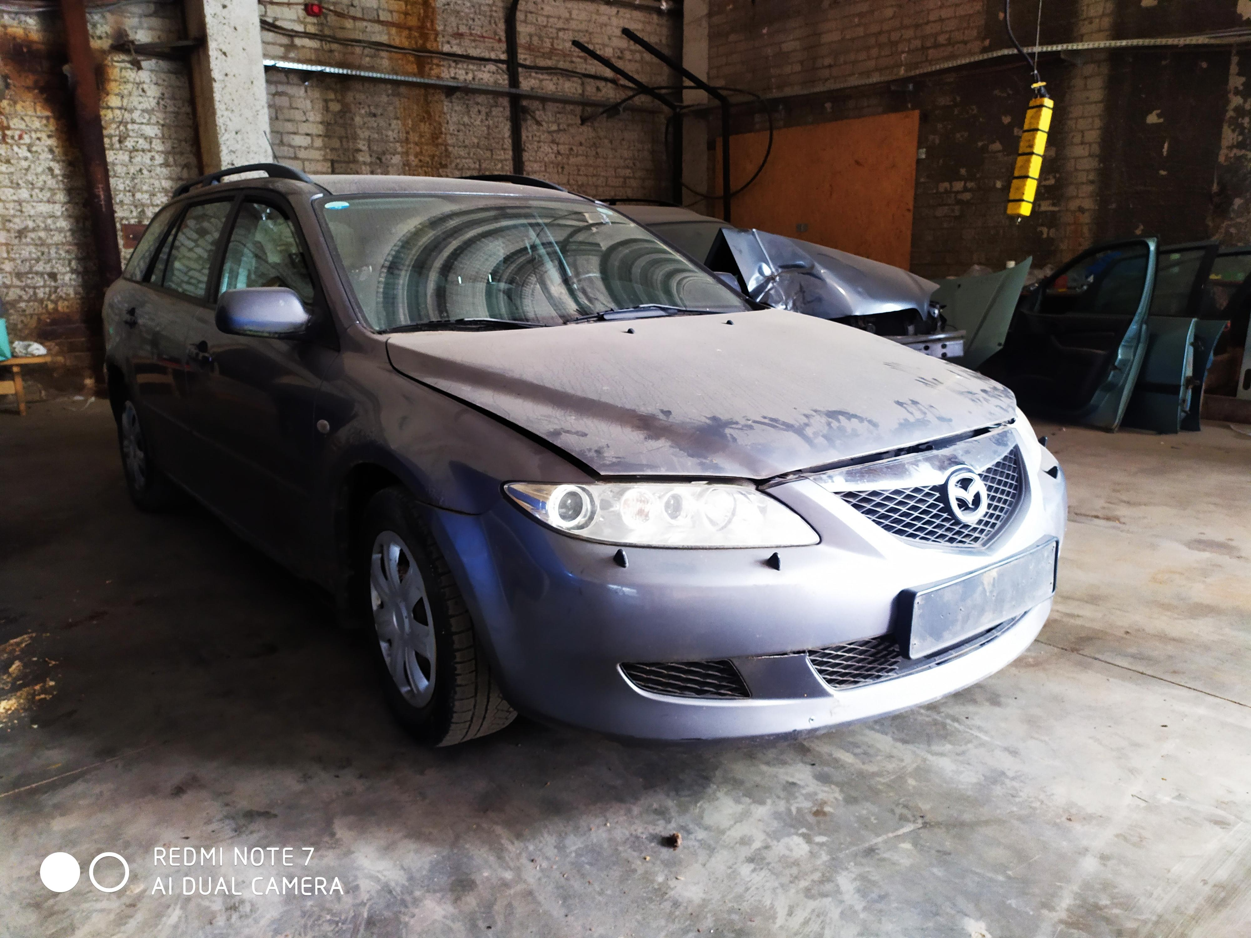 Foto-1 Mazda 6 6, 2002.06 - 2007.08 2003 Benzinas 2.0