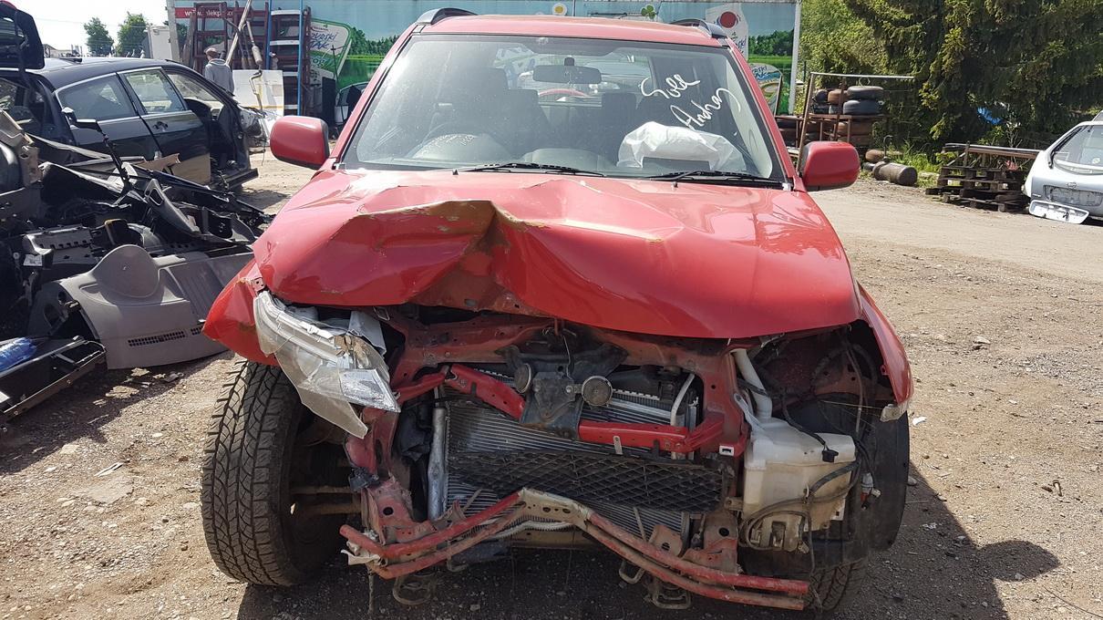 Used Front Drive Shaft Cardan Suzuki Grand Vitara 2006 16l Fuse Box Foto 2 Ii 200504 200906 Petrol 16