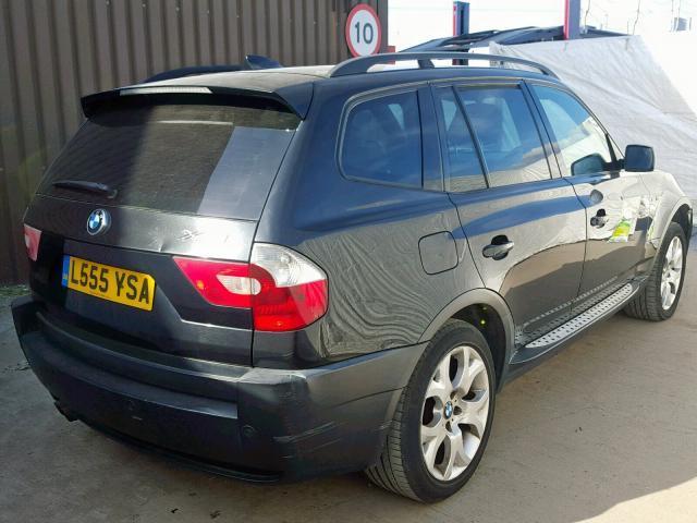Foto-3 BMW X3 X3 E83, 2003.01 - 2010.06 2004 Benzinas 3.0