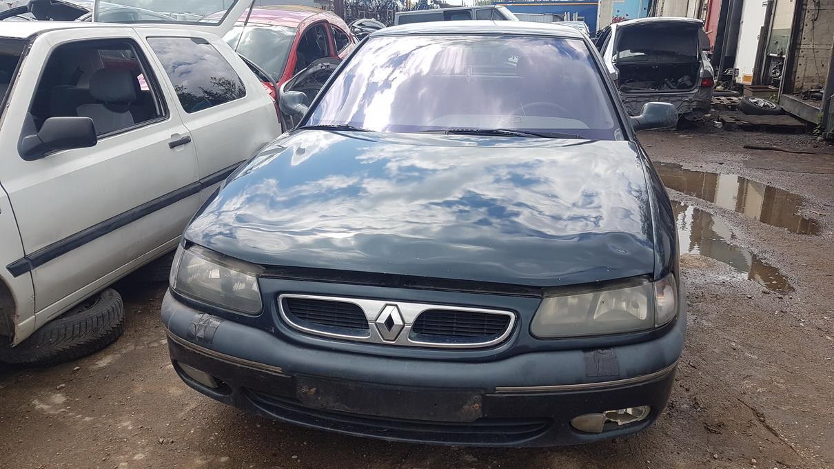 Foto-1 Renault Safrane Safrane, 1996.07 - 2000.12 facelift 1997 Petrol 2.0