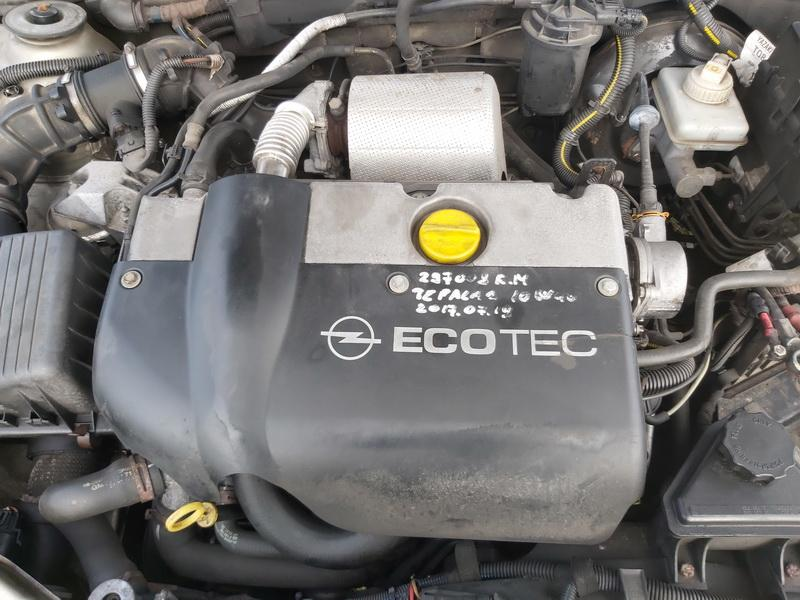 Foto-2 Opel Vectra Vectra, B 1995.09 - 2000.09 1998 Dyzelis 2.0