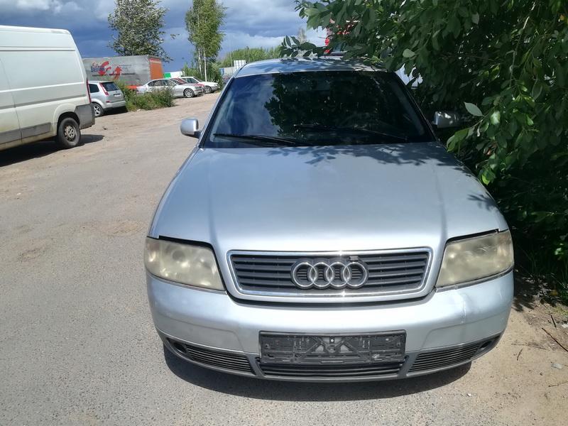 Foto-1 Audi A6 A6, C5 1997.01 - 2001.08 1998 Sedanas Dyzelis 2.5