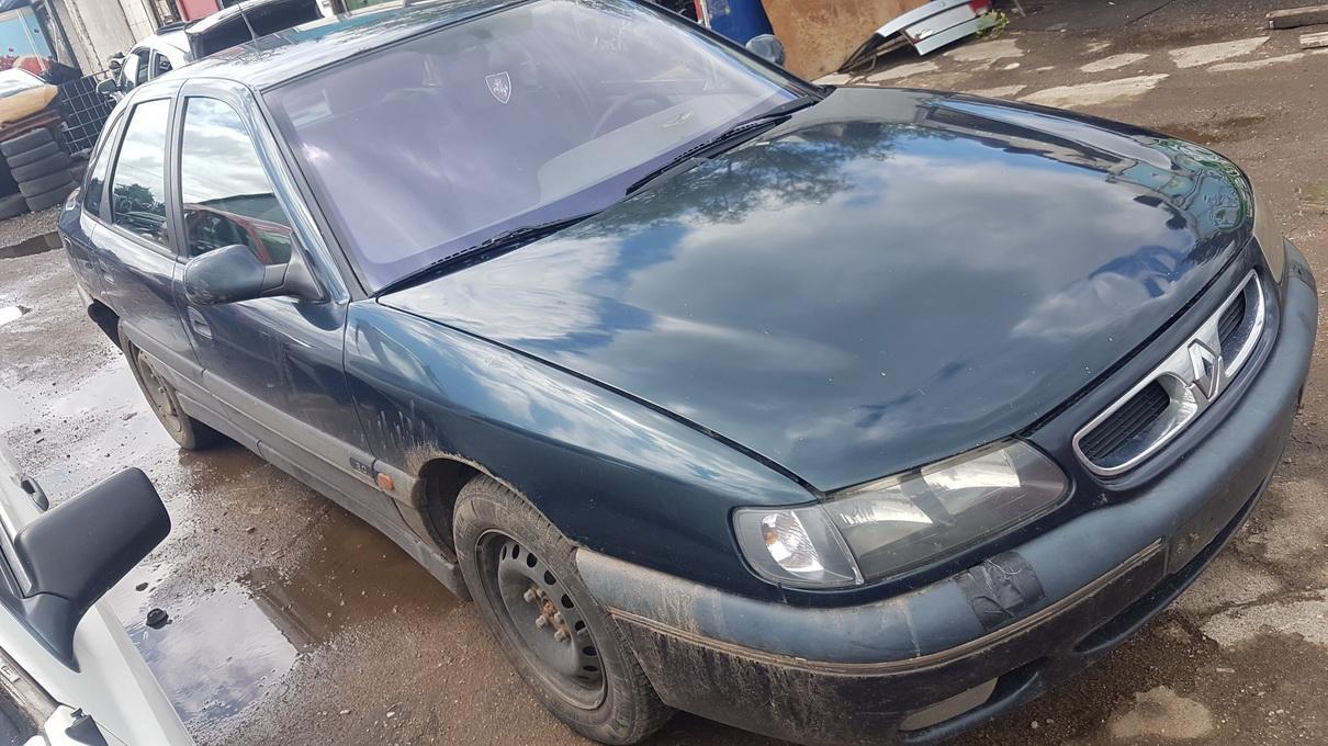 Foto-2 Renault Safrane Safrane, 1996.07 - 2000.12 facelift 1997 Petrol 2.0