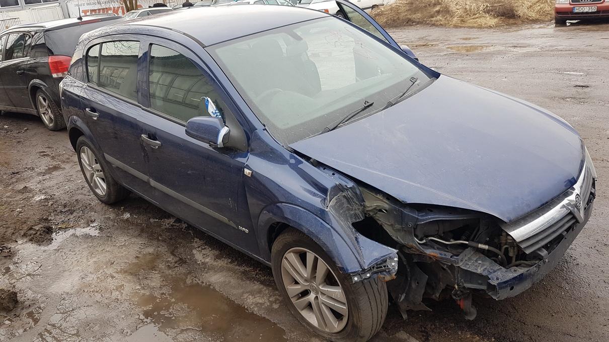 13191130 5dk008668 22 5dk00866822 Fuse Box Opel Astra 2004 18l Vauxhall T Reg Foto 3 H 200403 200912 Petrol 18