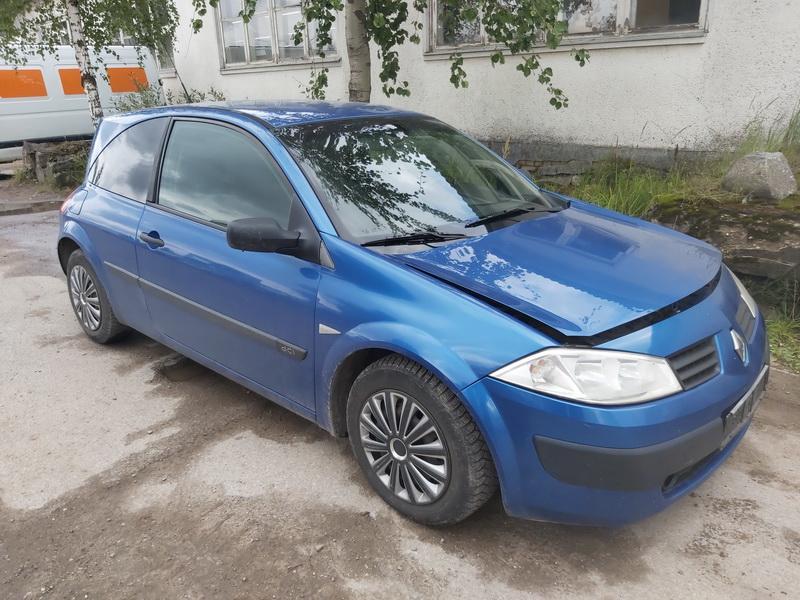 Foto-1 Renault Megane Megane, II 2002.11 - 2006.06 2003 Hecbekas Dyzelis 1.5