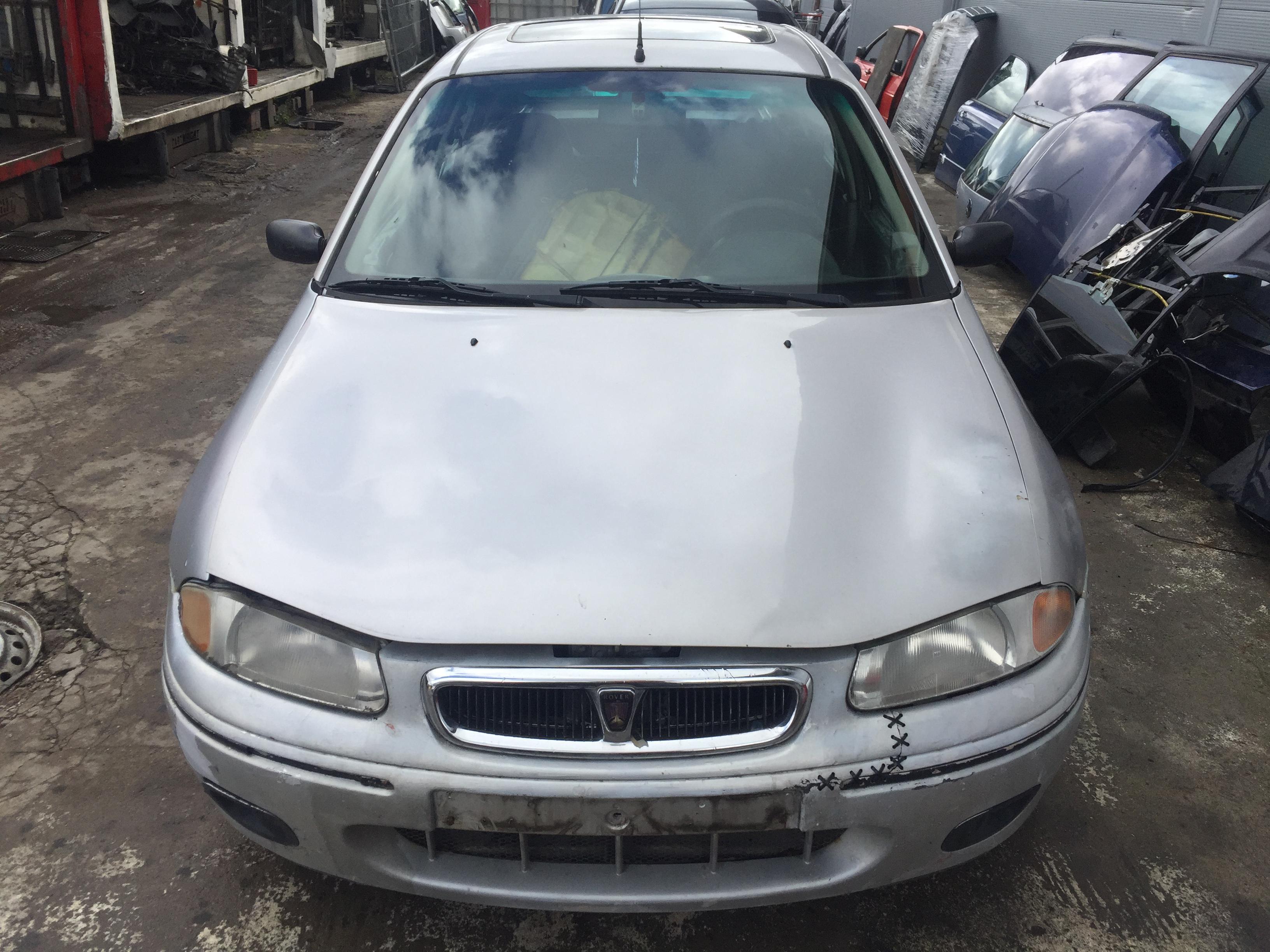 Foto-2 Rover 200-Series 200, 1995.10 - 2000.03 1999 Benzinas 1.4