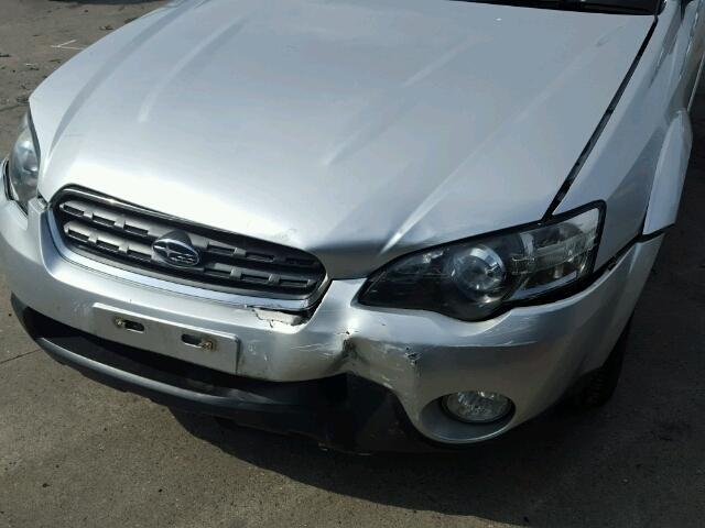 Foto-3 Subaru Outback Outback, III 2005.01 - 2009.06 2005 Benzinas 2.5