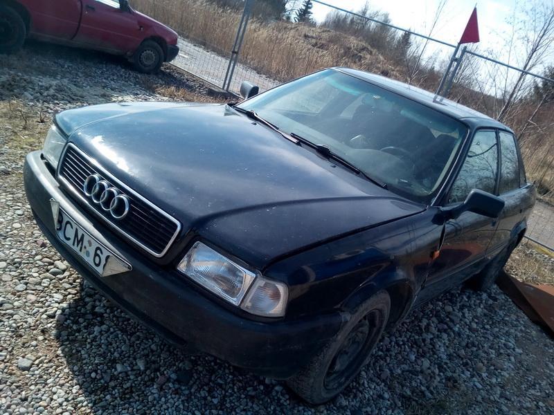 Foto-1 Audi 80 80, B4 1991.09 - 1995.01 1992 Sedanas Dyzelis 1.9