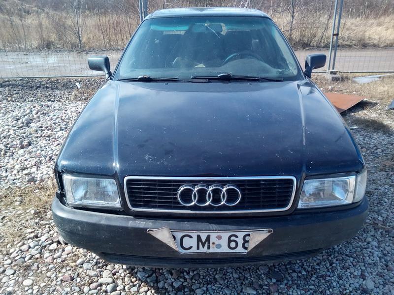 Foto-2 Audi 80 80, B4 1991.09 - 1995.01 1992 Dyzelis 1.9