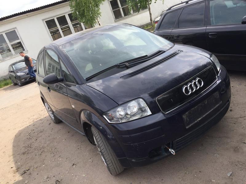 Foto-1 Audi A2 A2, 2000.02 - 2005.08 2002 Dyzelis 1.2