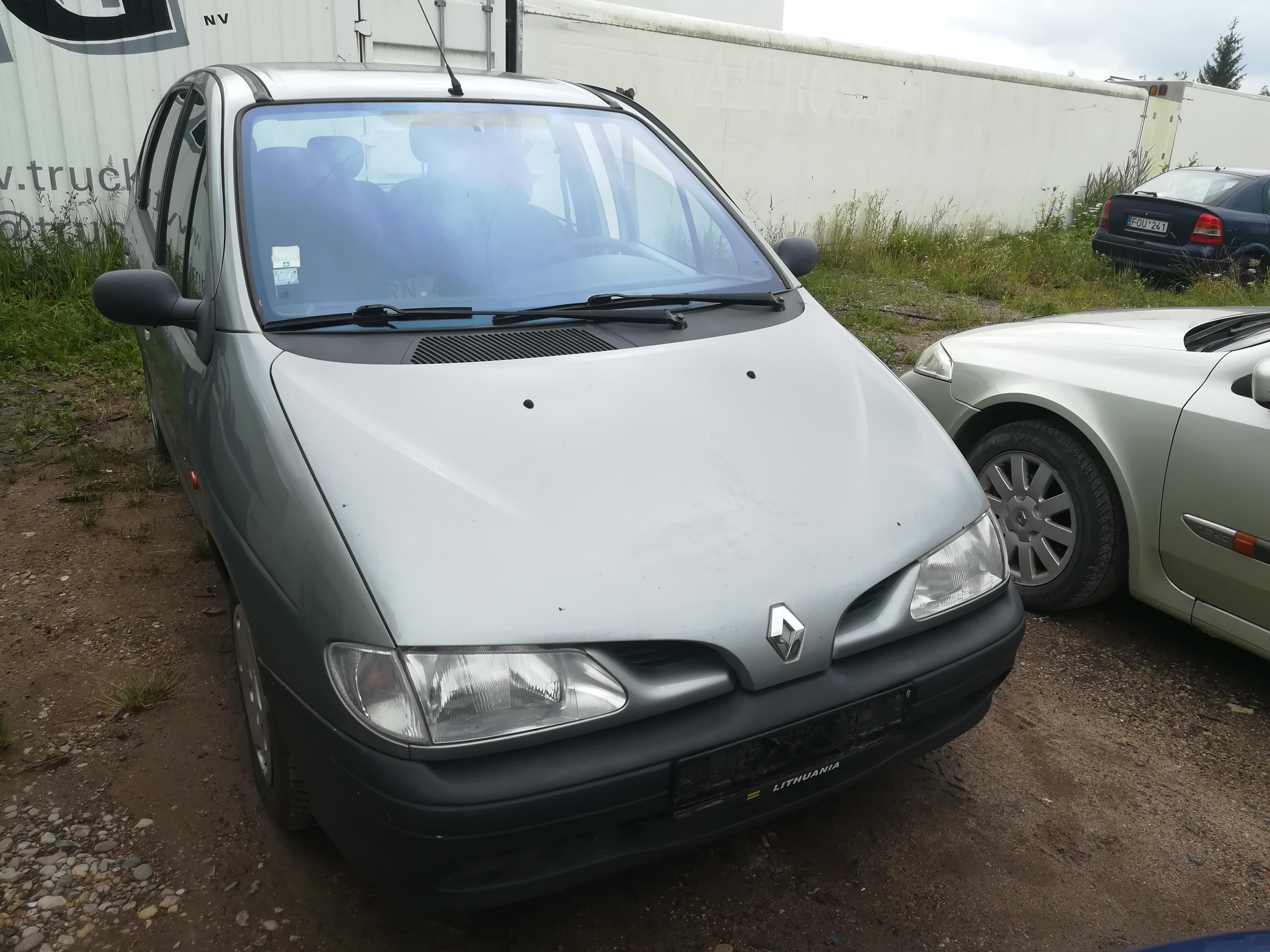 Foto-1 Renault Scenic Scenic, I 1996.01 - 1999.09 1998 Benzinas 2.0