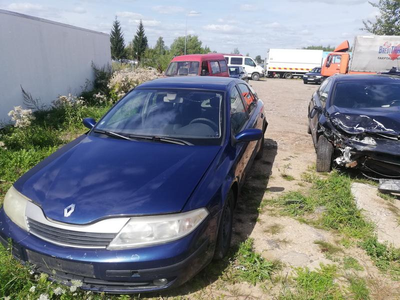 Foto-3 Renault Laguna Laguna, 2001.03 - 2006.05 2001 Dyzelis 1.9