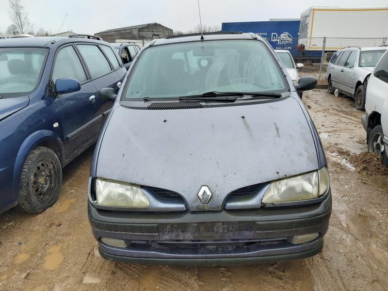 Foto-1 Renault Scenic Scenic, I 1996.01 - 1999.09 1998 Dyzelis 1.9