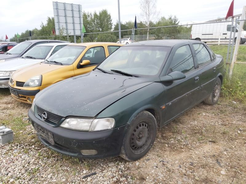 Foto-4 Opel Vectra Vectra, B 1995.09 - 2000.09 1999 Dyzelis 2.0