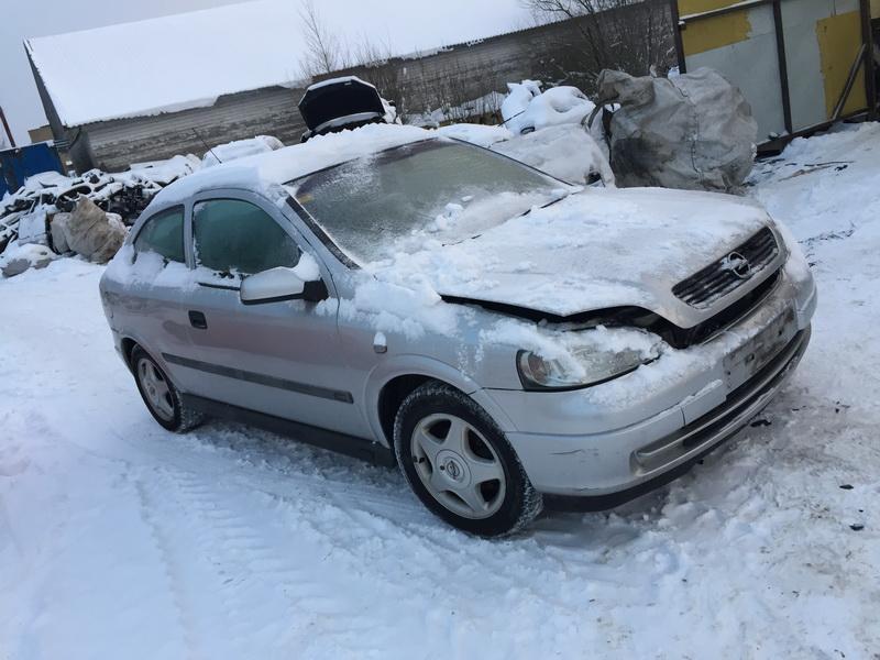 Foto-3 Opel Astra Astra, G 1998.09 - 2004.12 2001 Benzinas 1.6