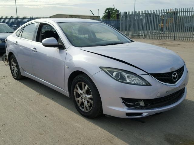Foto-1 Mazda 6 6, 2007.08 - 2012.12 2008 Benzinas 2.0