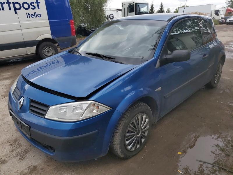 Foto-4 Renault Megane Megane, II 2002.11 - 2006.06 2003 Dyzelis 1.5