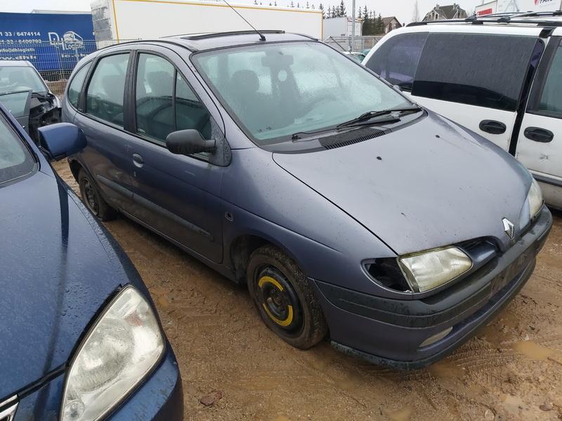 Foto-3 Renault Scenic Scenic, I 1996.01 - 1999.09 1998 Dyzelis 1.9