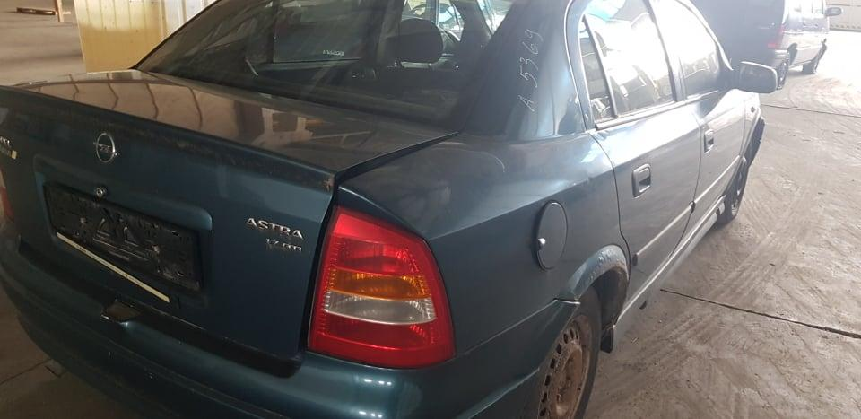 Foto-4 Opel Astra Astra, G 1998.09 - 2004.12 2001 Diesel 1.7
