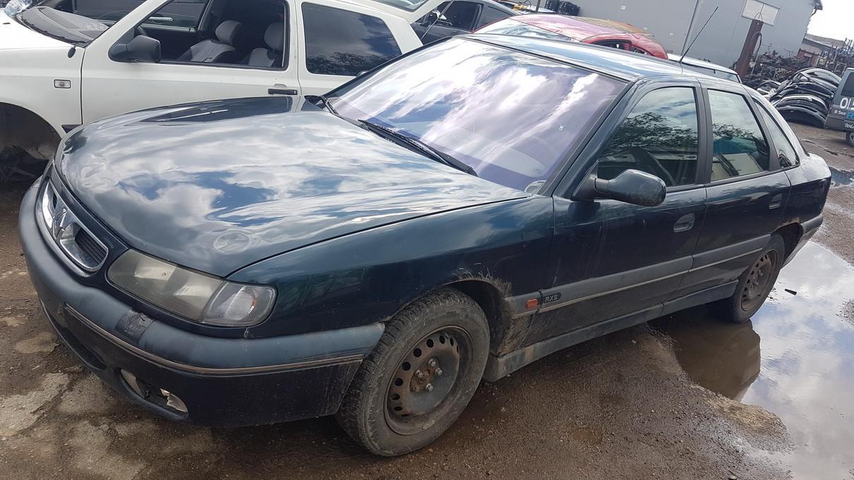 Foto-3 Renault Safrane Safrane, 1996.07 - 2000.12 facelift 1997 Petrol 2.0