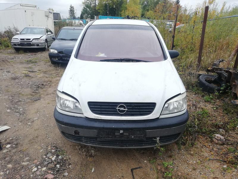 Foto-1 Opel Zafira Zafira, A 1999.04 - 2003.11 2001 Dyzelis 2.0