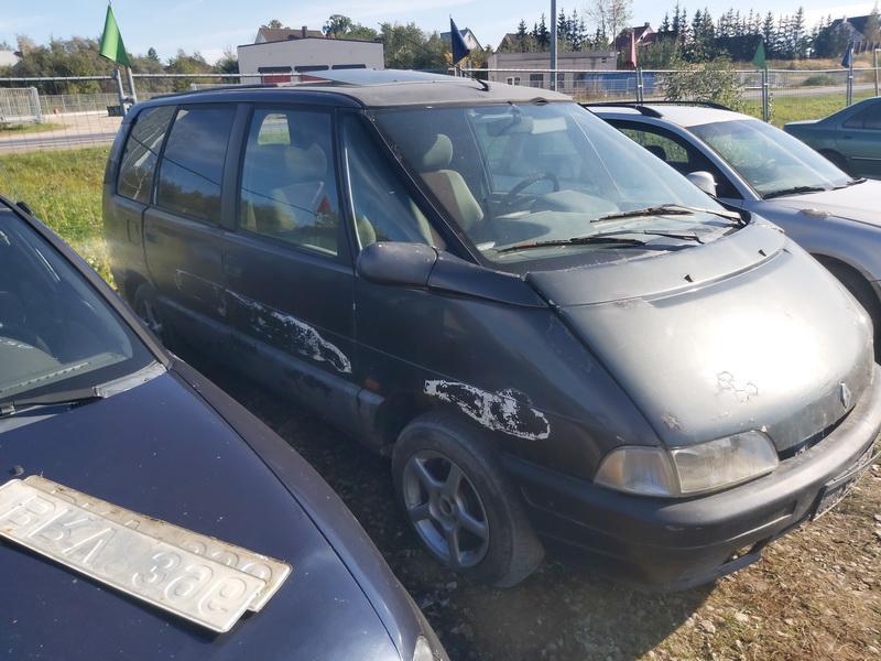 Foto-1 Renault Espace Espace, II 1991.03 - 1996.12 1995 Vienaturis Benzinas 2.0