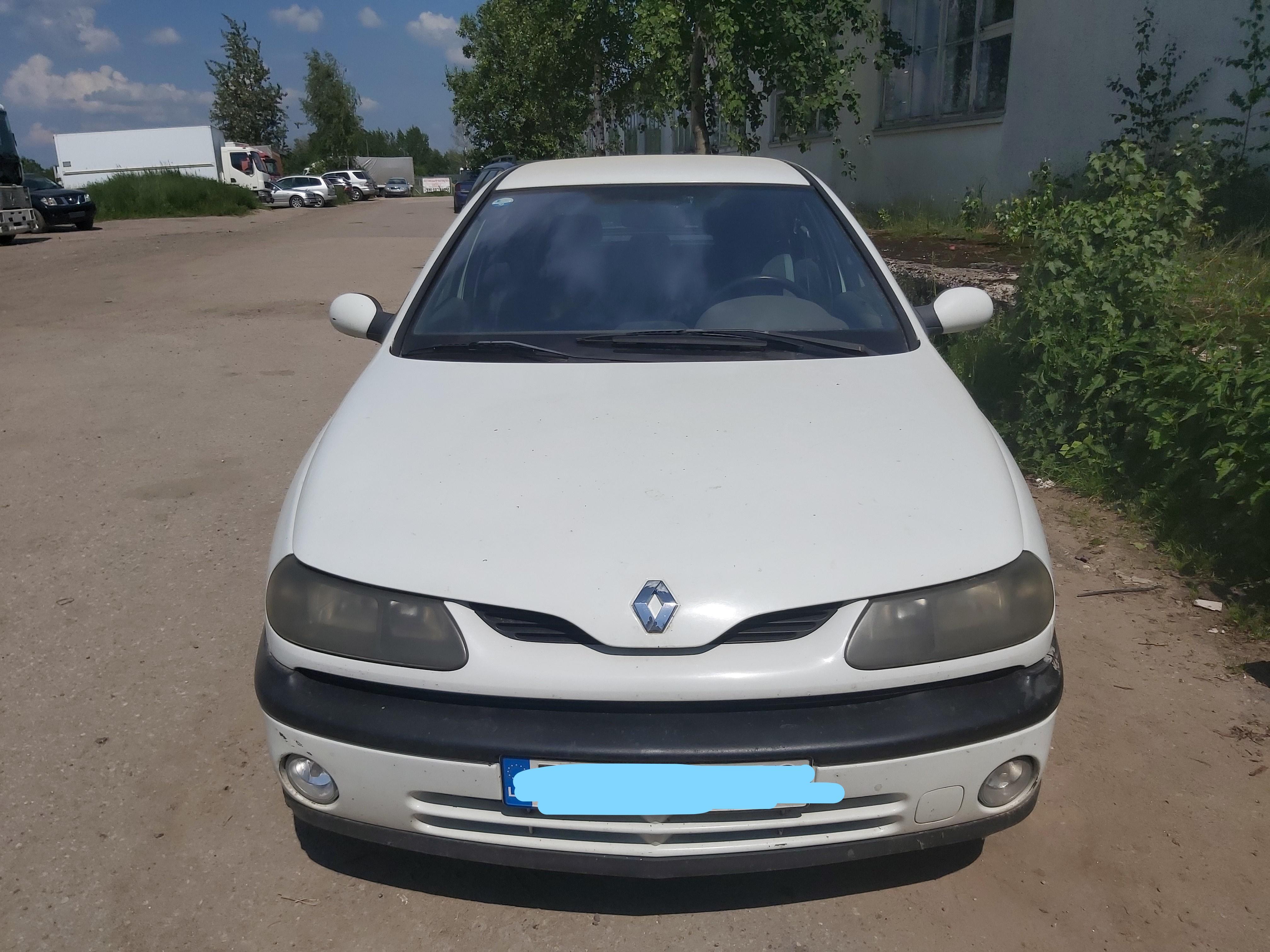 Foto-3 Renault Laguna Laguna, 1994.01 - 2001.03 1999 Benzinas 1.8