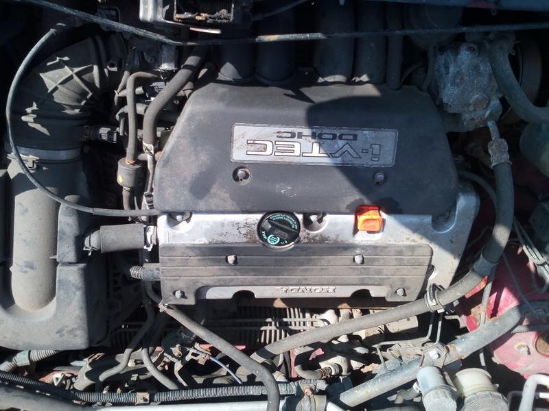 Foto-4 Honda CR-V CR-V, II 2001.06 - 2005.06 2004 Benzinas 2.0