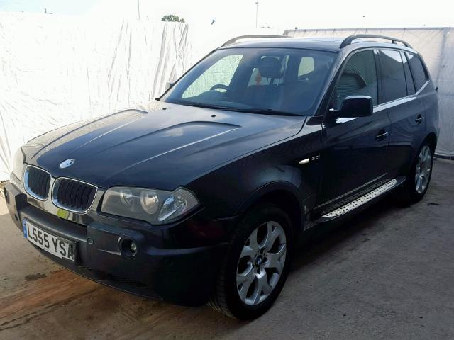 Foto-1 BMW X3 X3 E83, 2003.01 - 2010.06 2004 Benzinas 3.0