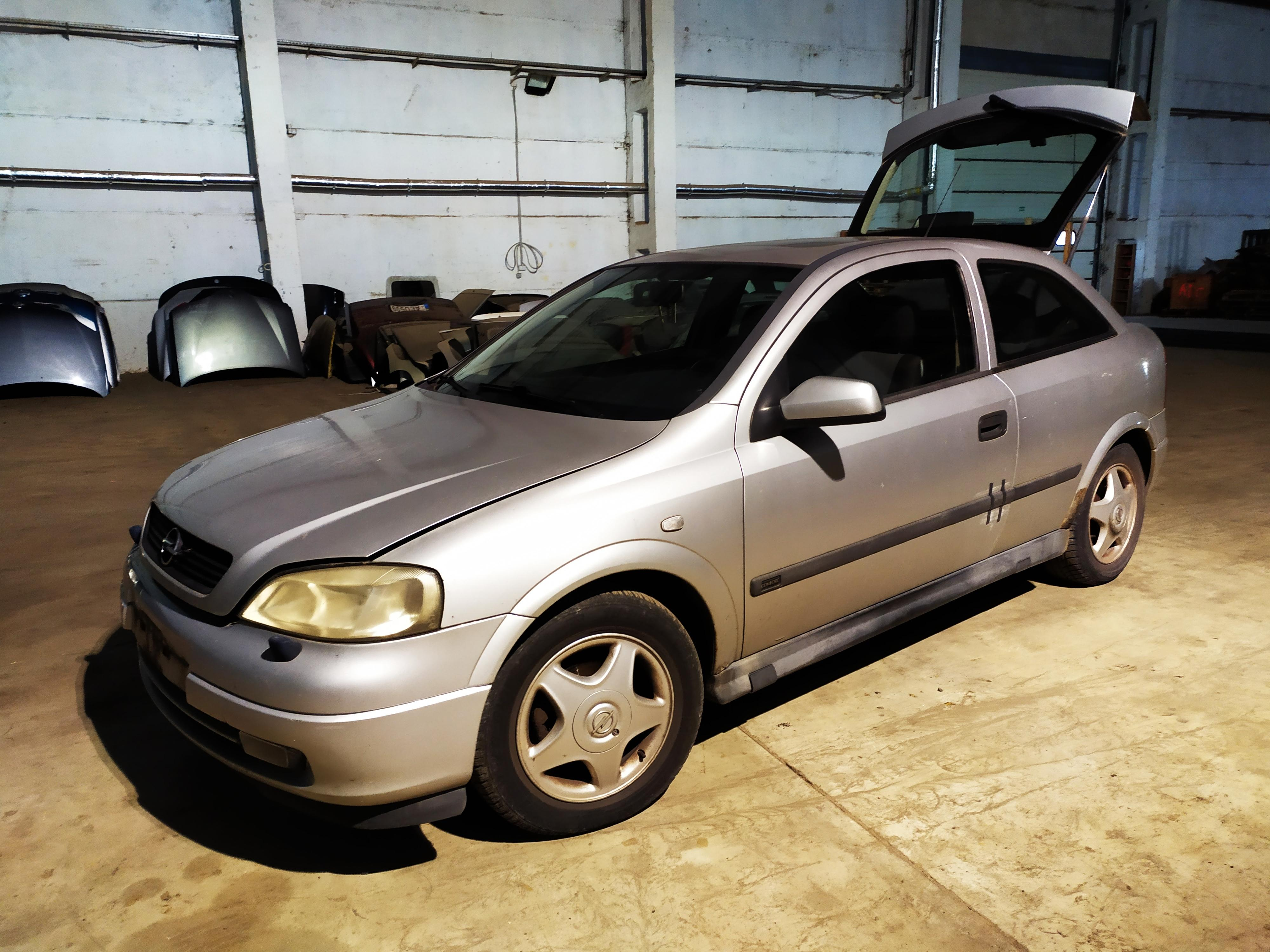 Foto-4 Opel Astra Astra, G 1998.09 - 2004.12 1998 Benzinas 1.6
