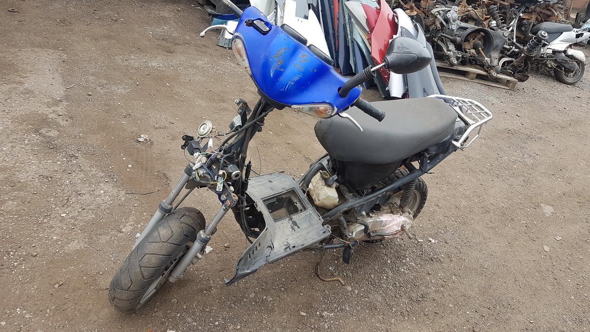 Foto-2 Motorcycles - TGB 202 202, 1998.01 - 2013.12 2012 Benzinas 0.0