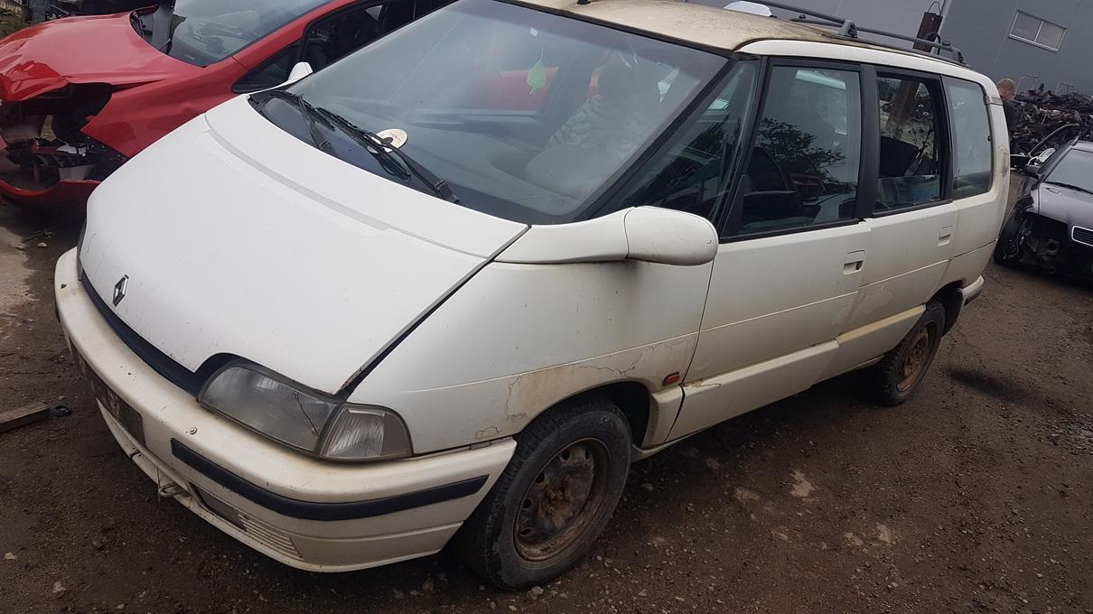 N A Spare Tire Wheel Mount Renault Espace 1995 21l 5eur Fuse Box On Foto 2 Ii 199103 199612 Diesel 21