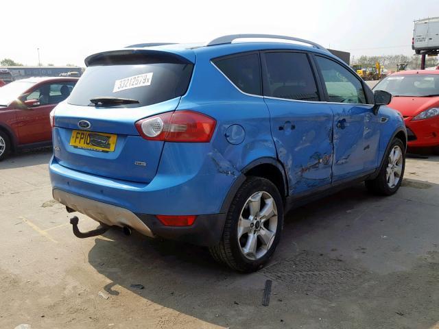 Foto-3 Ford Kuga Kuga, I 2008.01 - 2012.06 2010 Dyzelis 2.0