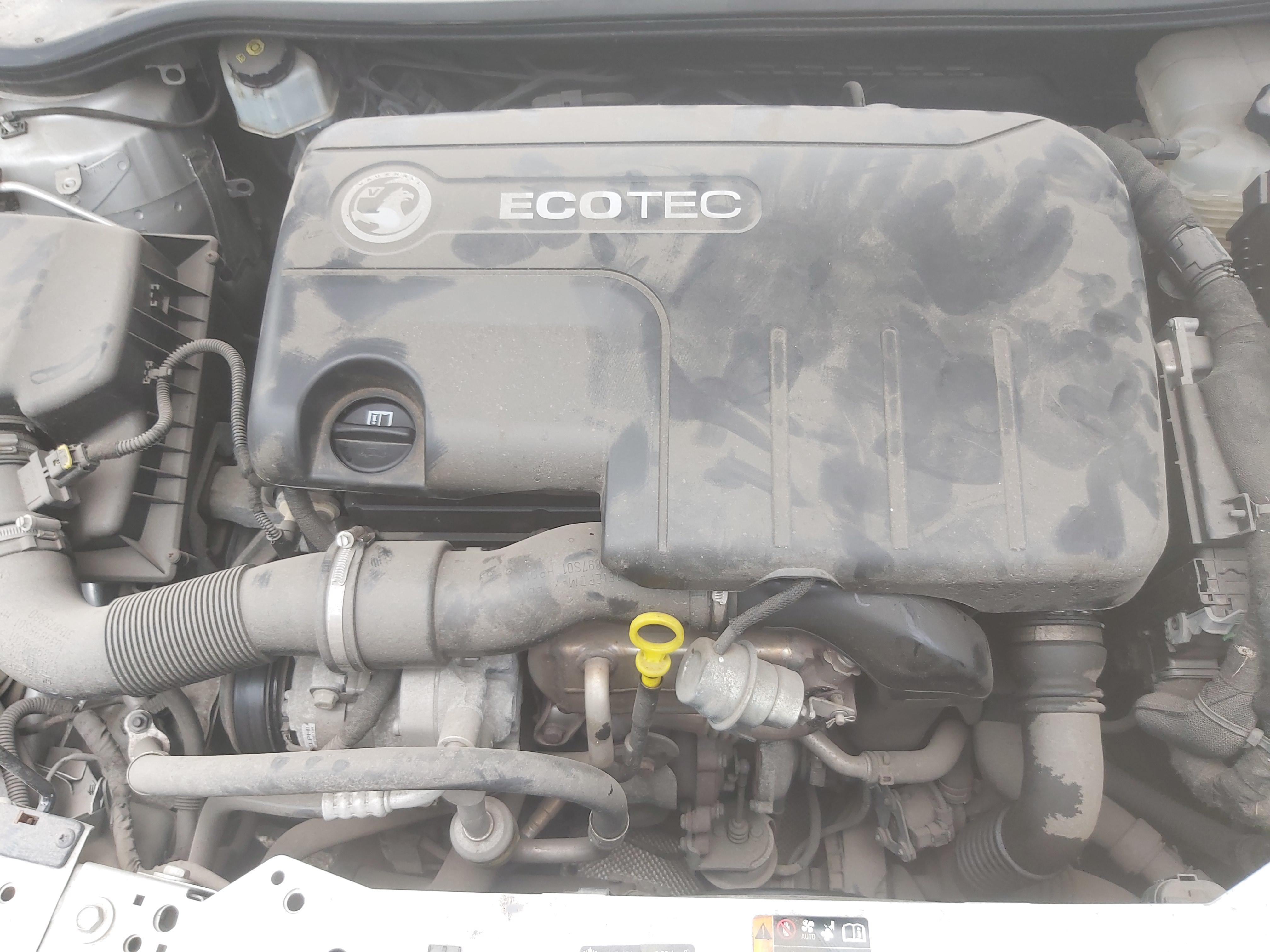 Foto-2 Opel Astra Astra, J 2009.12 - 2015.06 2013 Dyzelis 1.7