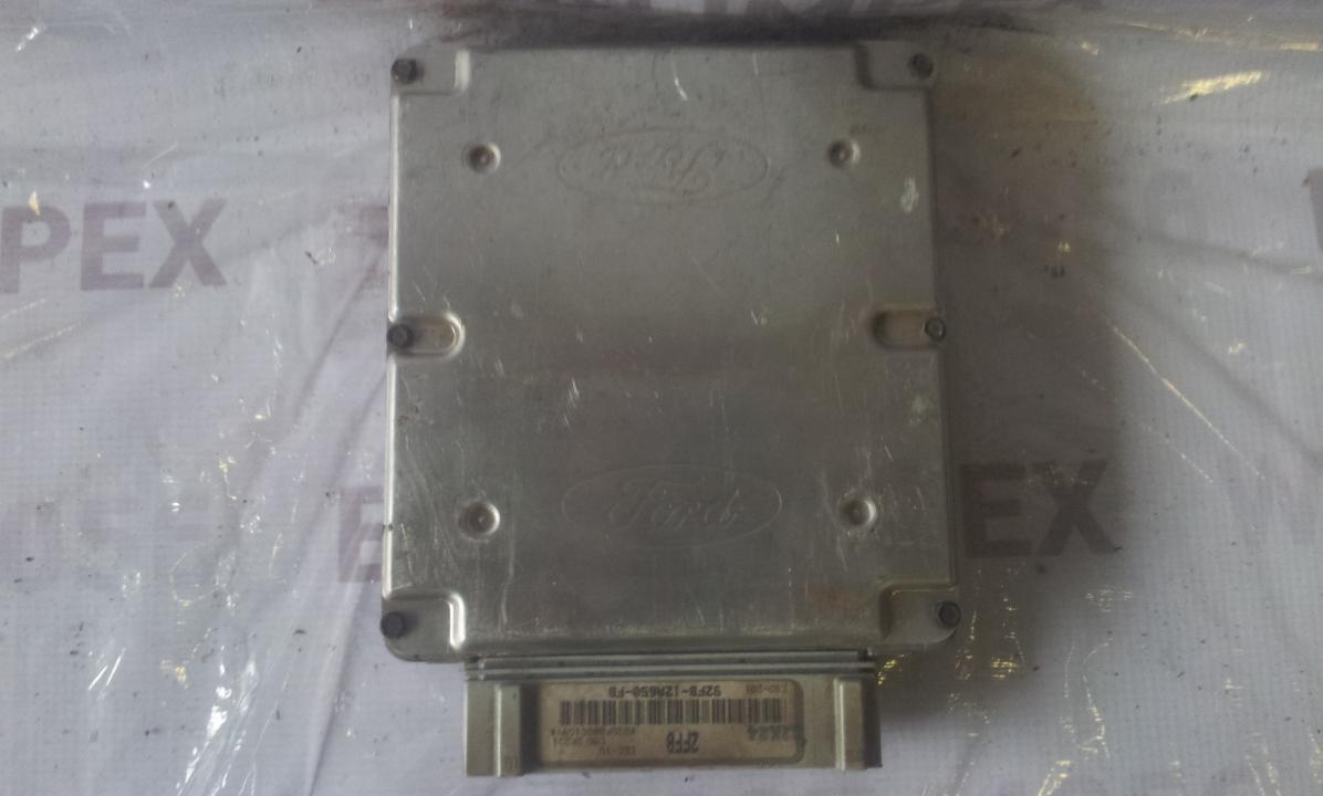 ECU Engine Computer (Engine Control Unit) 92FB12A650FB 2FFB Ford FIESTA 2009 1.3
