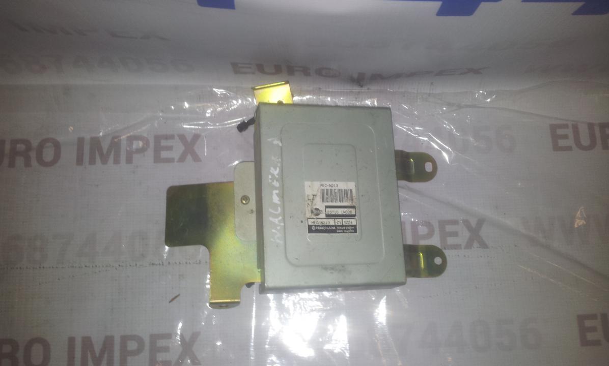 Variklio kompiuteris 237101N006 MECN213 Nissan ALMERA 2003 1.5