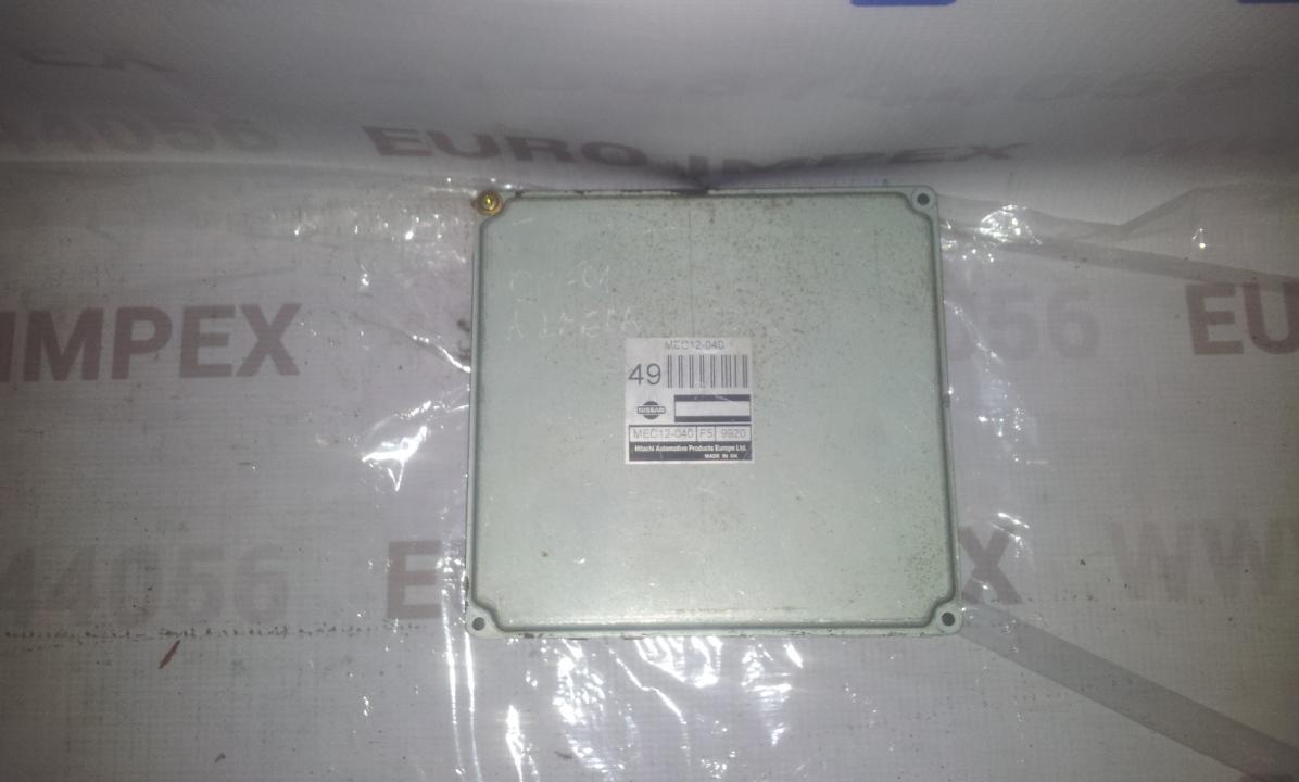 Variklio kompiuteris MEC12040 F5 , 9920 Nissan ALMERA 1995 1.6