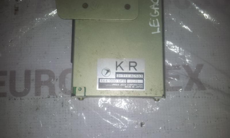 Другие компьютеры 31711AC533 A64000DF0 Subaru LEGACY 1999 2.5